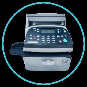 Mailcoms Mailbase Franking Machine