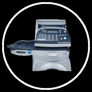 Mailcoms Mailbase Pro Franking Machine