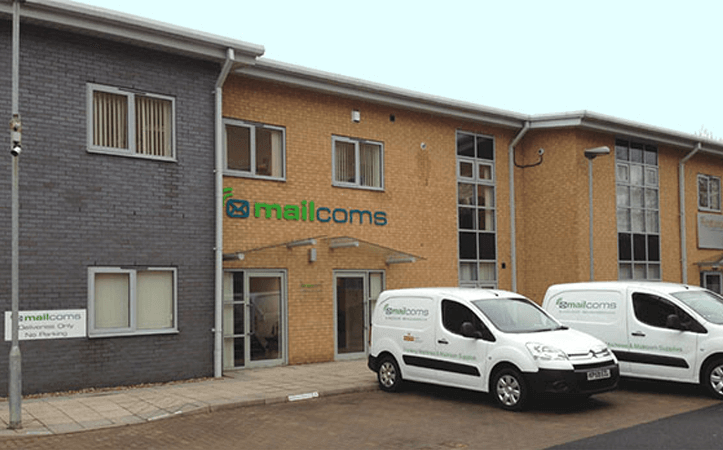 Mailcoms Building