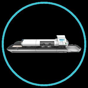 Mailcoms Mailhub Speed Franking Machine